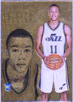 2013-14 Panini Intrigue '14 Draft X-Change #5 Dante Exum