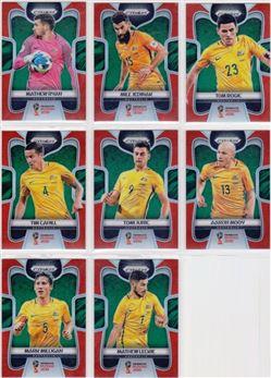 2018 Panini Prizm World Cup 15 Parallel Orange 65