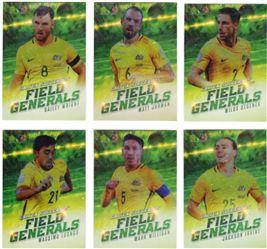 2018 Caltex Socceroos 05 Field Generals