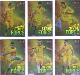 2018 Caltex Socceroos 07 Strike Force