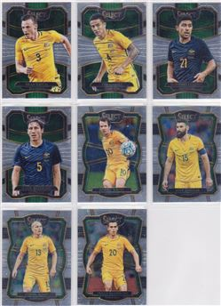 2017-2018 Panini Select Soccer 01 base