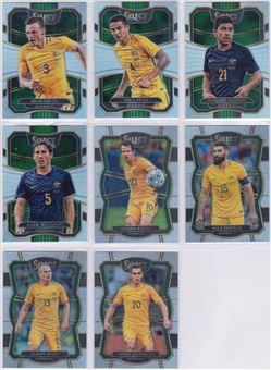 2017-2018 Panini Select Soccer 02 Prizm Silver