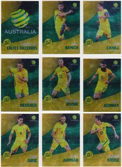 2018 Tap n Play Caltex Socceroos Silver Parallel 01