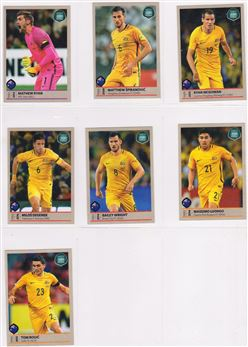 2018 Panini Road to World Cup Industria Argentina