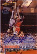 2000-01 Finest Moments Refractors Autographs