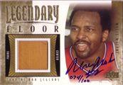2001-02 Upper Deck Legends Legendary Floor Autographs