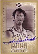 2001-02 Upper Deck Legends Legendary Signatures