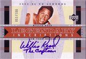 2003-04 Upper Deck Legends Legendary Inscriptions