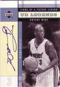 2003-04 Upper Deck Legends Signs of a Future Legend