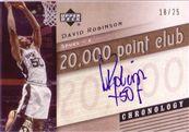 2006-07 Chronology 20,000 Point Club