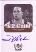 2008-09 Ultimate Collection Century Legends Epic Signature Update