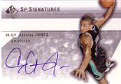 2003-04 SP Authentic Signatures