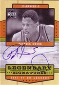 2003-04 Upper Deck Legends Legendary Signatures