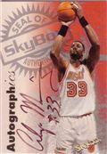 1997-98 Skybox Premium Autographics Black