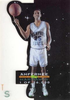 1993 Classic Acetate Draft Stars #AD1 Anfernee Hardaway