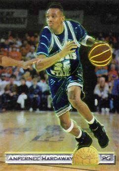 1993 Classic Chromium Draft Stars #DS37 Anfernee Hardaway