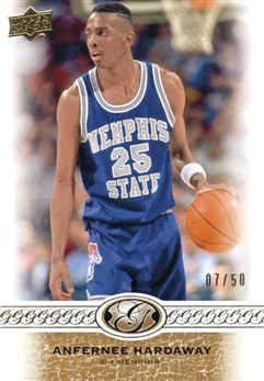 2011 Upper Deck All Time Greats #200 Anfernee Hardaway