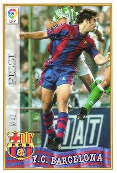 1997-98 Mundicromo Las Fichas de la Liga #42 Pizzi