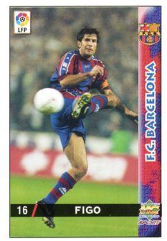 1998-99 Mundicromo Las Fichas de la Liga #16 Figo