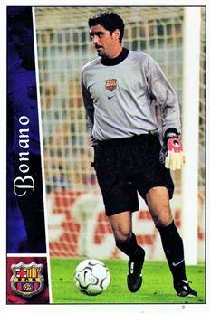 2002-03 Mundicromo Las Fichas de la Liga #85 Bonano