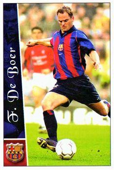 2002-03 Mundicromo Las Fichas de la Liga #88 De Boer