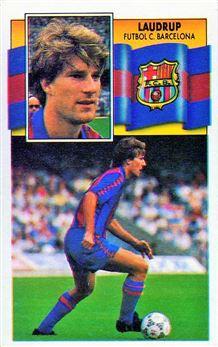 1990-91 Editions Este la Liga # Laudrup