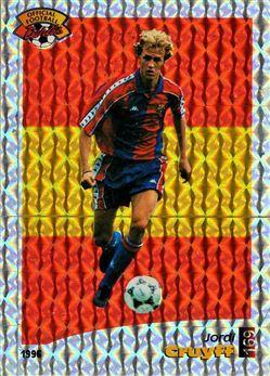 1996 Panini Football Cards #169 Jordi Cruyff