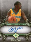 2006-07 Ultimate Collection Signatures