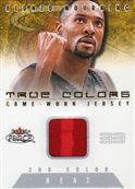 2001-02 Fleer Force True Colors Jerseys Two Color