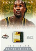 2001-02 Fleer Force True Colors Jerseys Four Color
