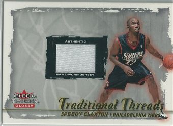 2000-01 Fleer Tradition Glossy Traditional Threads