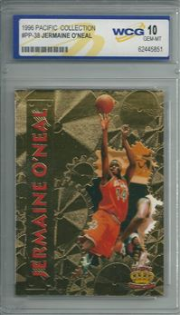 1996 Pacific Power #38 Jermaine O'Neal