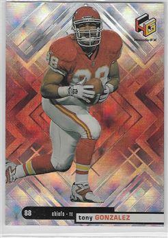1999 Upper Deck HoloGrFX #28 Tony Gonzalez