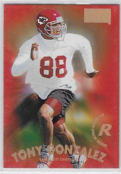 1997 SkyBox Premium #223 Tony Gonzalez RC