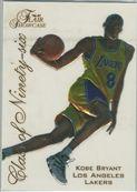 1996-97 Flair Showcase Class of '96