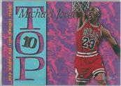 1995-96 Hoops Top Ten