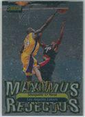 2001-02 Stadium Club Maximus Rejectus