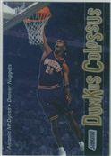 2001-02 Stadium Club Dunkus Colossus