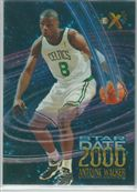1996-97 E-X2000 Star Date 2000