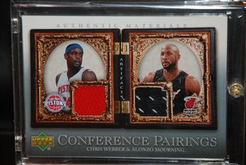 Artifacts Conference Pairings Chris Webber #CPWM