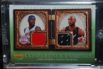 Artifacts Conference Pairings Green Chris Webber #CPWM