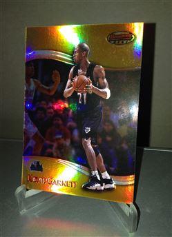 1998-99 Bowman's Best Refractor Kevin Garnett 21/400