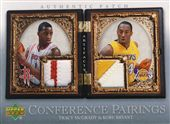 2007-08 Artifacts Conference Pairings Patches Silver