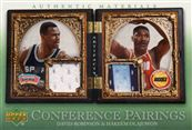 2007-08 Artifacts Conference Pairings Green Parallel
