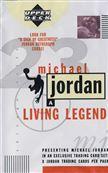 1998-99 NBA Upper Deck Michael Jordan - Living Legend