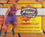 2001-02 Fleer Focus