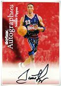 Autographs Rockets 1994 - 2000