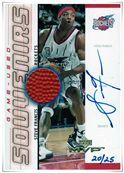 Autographs Rockets 2000 - 2003
