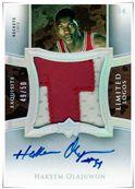 Autographs Rockets 2003 - 2005