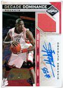 Autographs Rockets 2010 - 2012